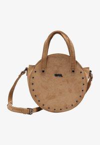 IZIA - Across body bag - camel - 1