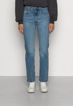 RIVER - Straight leg jeans - triple stone