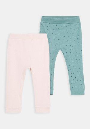 NBFLOTUS PANT 2 PACK - Trousers - trellis