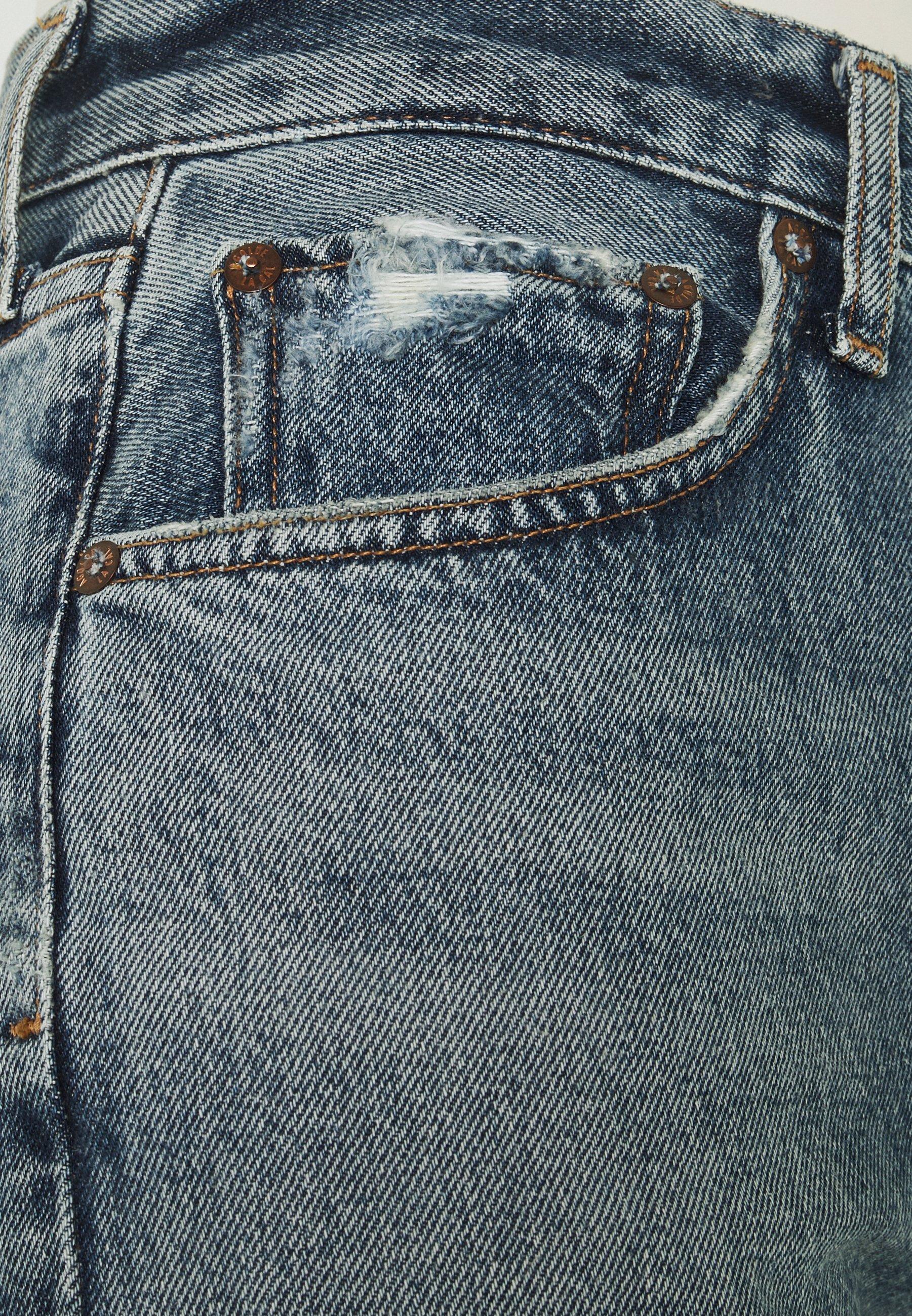 Agolde RILEY - Straight leg jeans - emulsion - Women's Clothing TQEpk