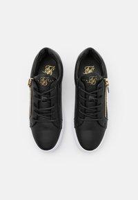 SIKSILK - LEGACY ANACONDA - Sneakers basse - black - 3