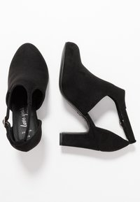 New Look Wide Fit - WIDE FIT ROBERTO - Ankelboots - black - 3