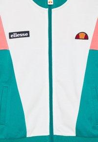 Ellesse - FELICITI - Sweat à capuche zippé - teal/pink - 2