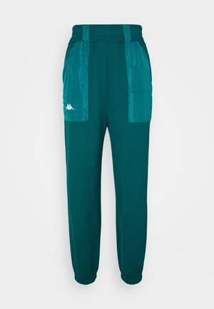 IVYNALA - Tracksuit bottoms - shaded spruce