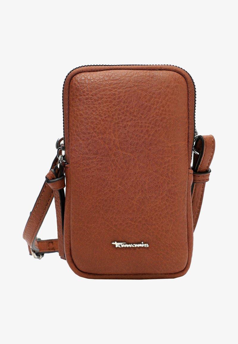 Tamaris - ALESSIA - Across body bag - cognac 700