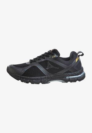 Sneakers laag - black solid