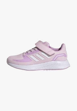 RUNFALCON 2.0 UNISEX - Neutral running shoes - clear pink/ftwr white/clear lilac