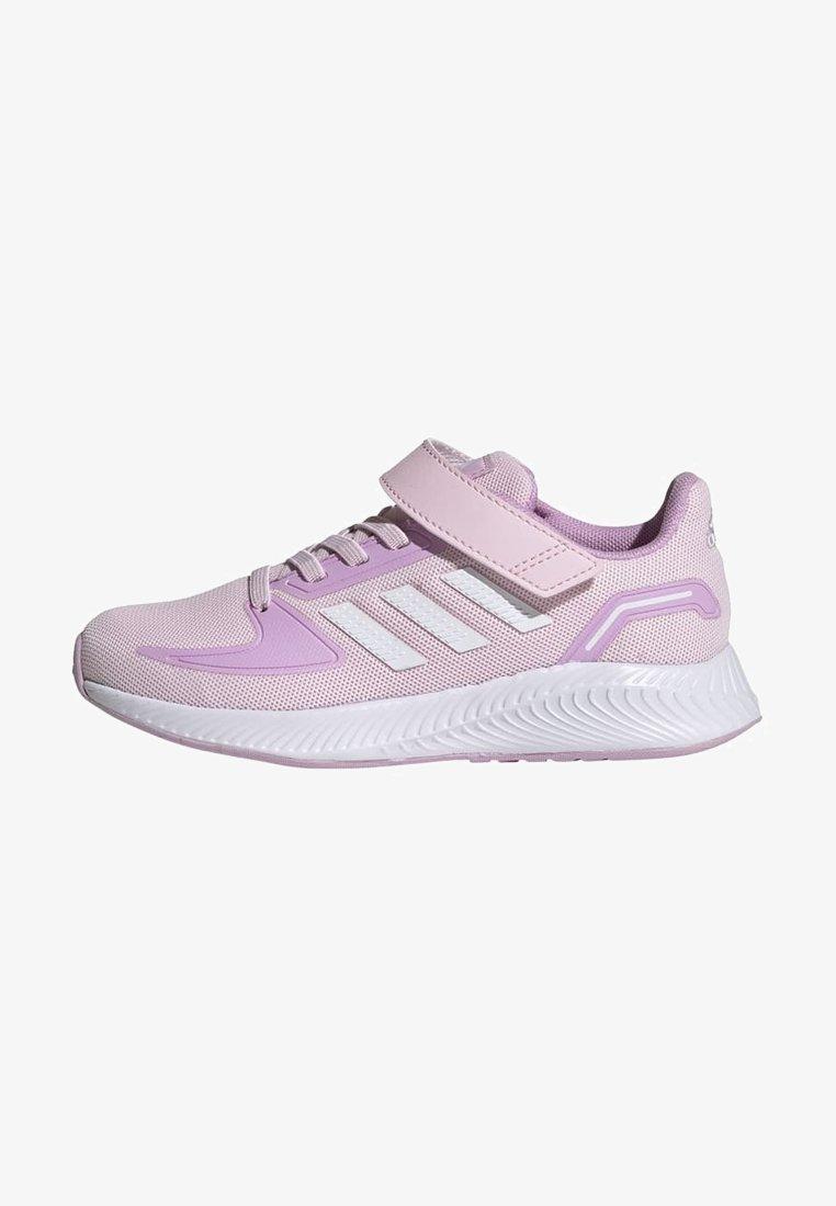 adidas Performance - RUNFALCON 2.0 UNISEX - Neutrální běžecké boty - clear pink/ftwr white/clear lilac