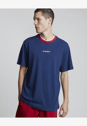 Kanye  - T-shirt print - blue depths