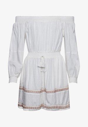 AMIRA OFF - Jumpsuit - white
