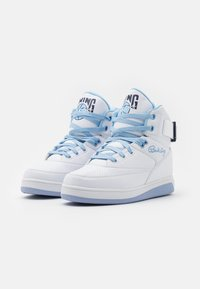 Ewing - 33 - Baskets montantes - white/blue bell/peacoat - 1