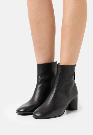 DAGMAR - Classic ankle boots - black