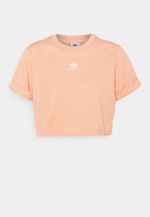 TEE - T-shirt imprimé - ambient blush