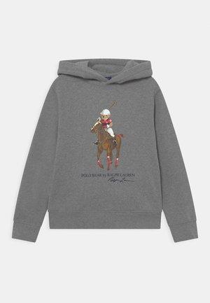 HOOD - Sweatshirt - classic grey heather
