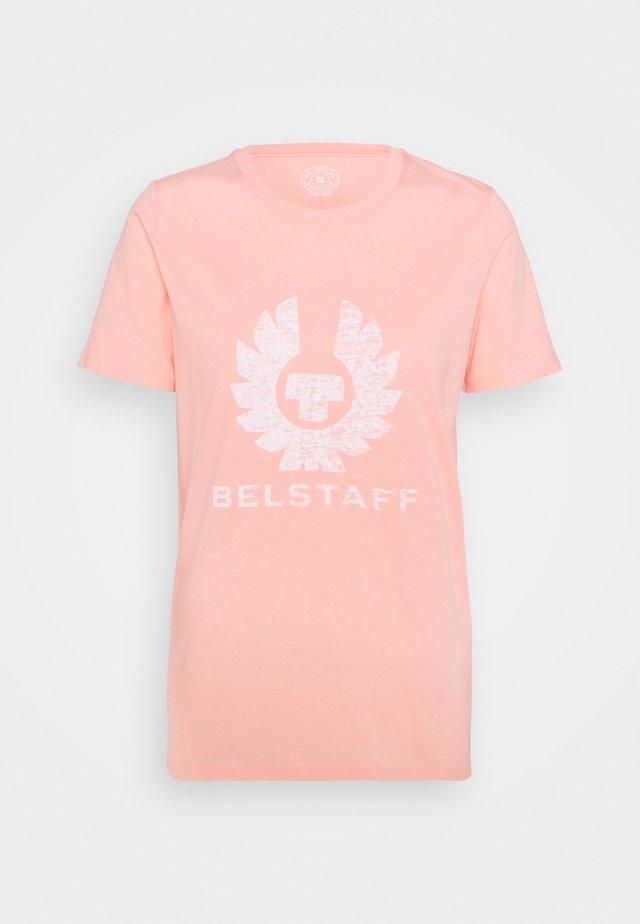 MARIOLA PHOENIX - Print T-shirt - bisque