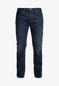 Levi's® - 501® SLIM TAPER - Jeans Tapered Fit - deep and dark - 4
