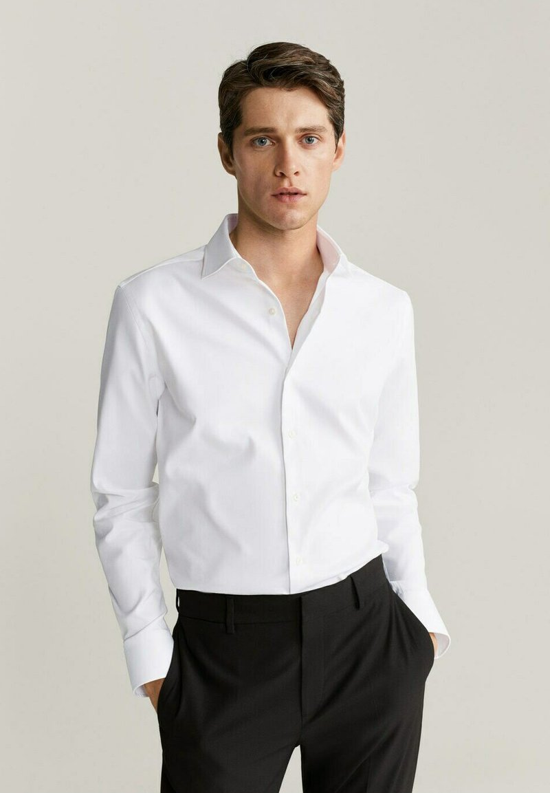 Mango - MARTA - Formal shirt - white