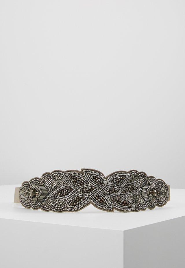 Waist belt - silver-coloured
