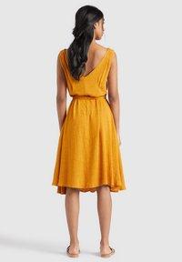 khujo - SPRING - Day dress - gelb - 2