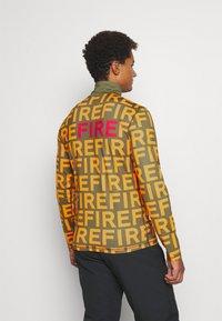 Bogner Fire + Ice - PASCAL - T-shirt à manches longues - dark green - 2