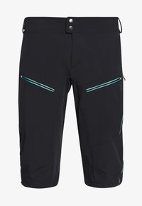 Vaude - MOAB SHORTS III - Outdoor Shorts - black uni - 4