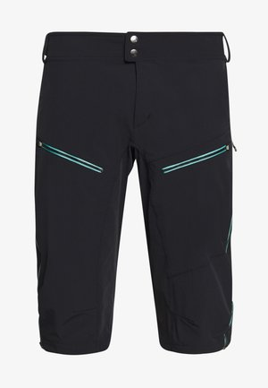 MOAB SHORTS III - Outdoor shorts - black uni