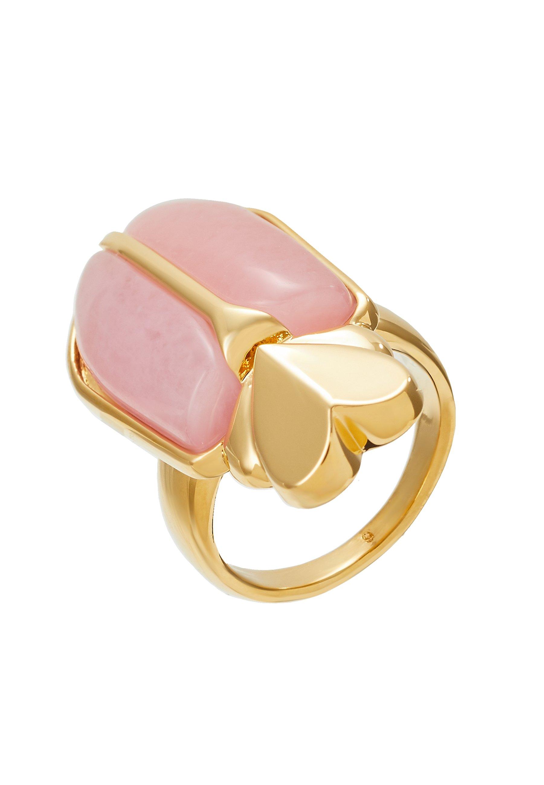 kate spade new york LOVE BUGS BEETLE STATEMENT - Ring - blush