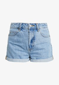Dr.Denim Petite - JENN - Denim shorts - light retro - 4
