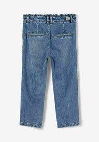 Name it - Jeans Straight Leg - medium blue denim - 1