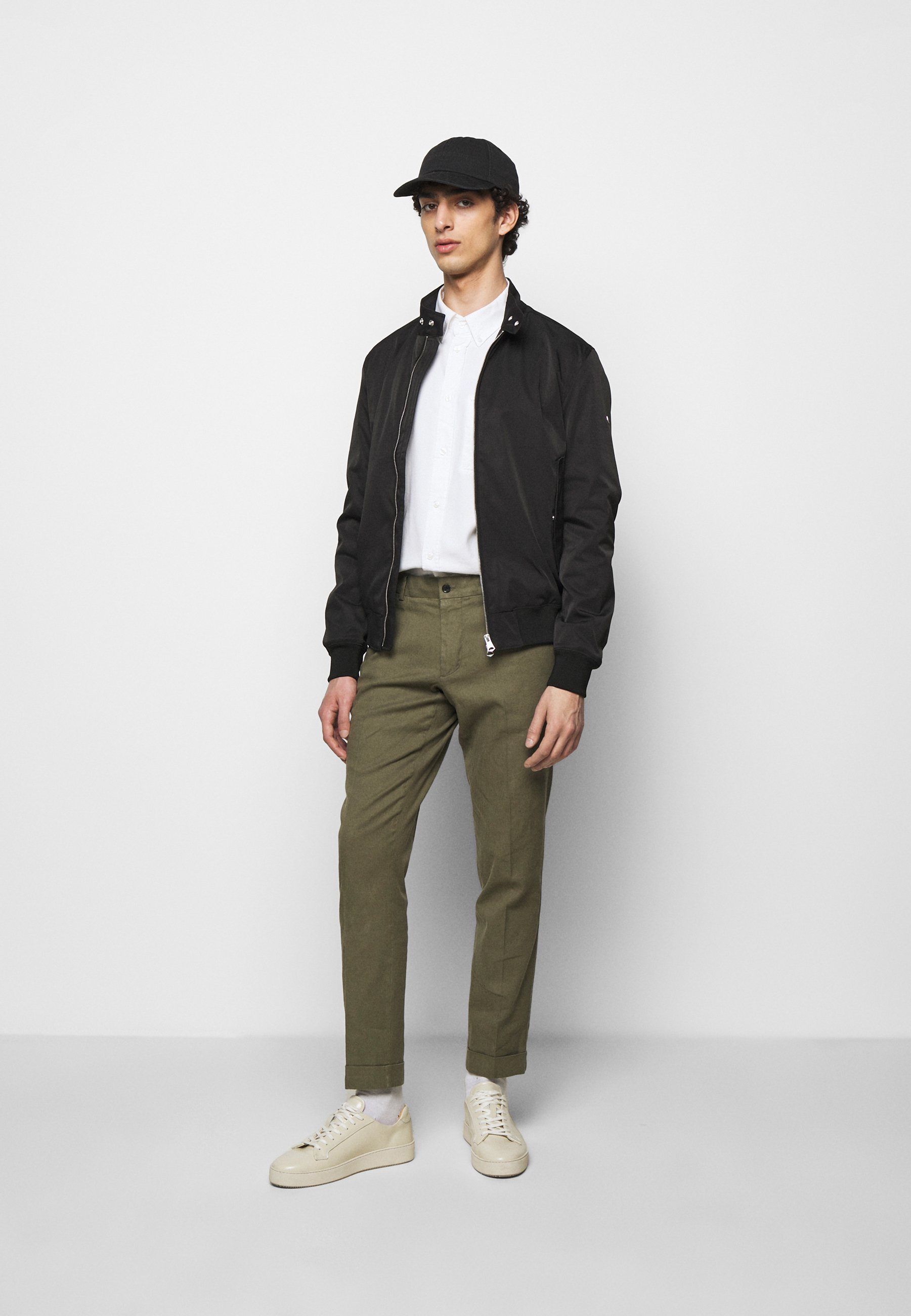 Homme GRANT STRETCH PANTS - Chino