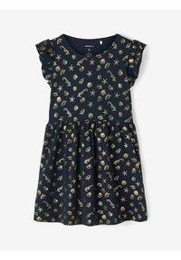 Name it - Jersey dress - dark sapphire - 3