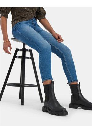 AMETIST VINTAGE - Jeans Skinny Fit - grey
