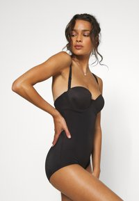 Maidenform - FIRM FOUNDATIONS LOW BACK COOL COMFORT ANTI STATIC - Body - black - 7