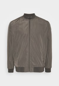 Burton Menswear London - BIG CORE - Giubbotto Bomber - khaki - 3