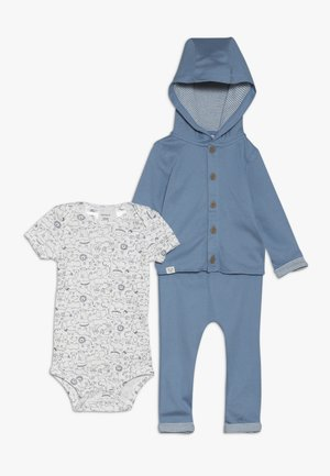 CARDI BABY SET - Body - blue