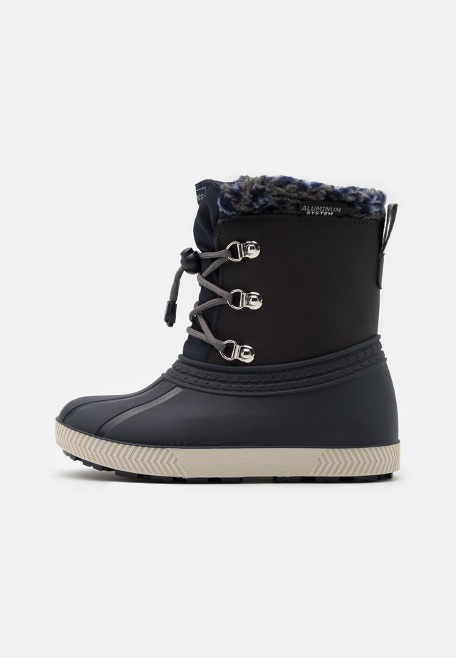 Snowboots  - dark blue
