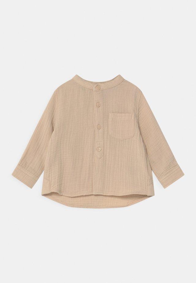 UNISEX - Overhemd - beige