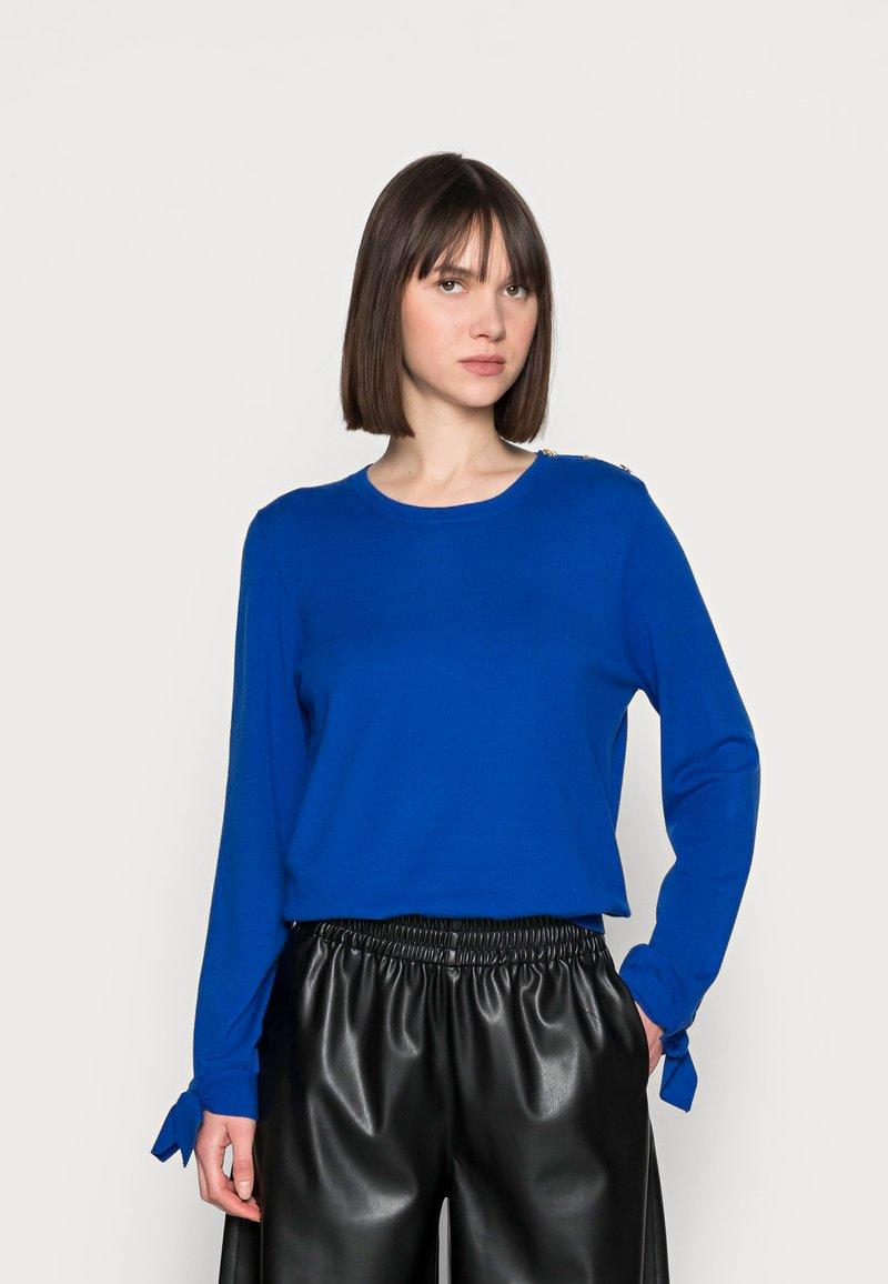 Fabienne Chapot - BOW  - Jumper - cobalt