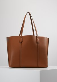Tory Burch - PERRY TRIPLE COMPARTMENT TOTE - Bolso shopping - light umber - 2