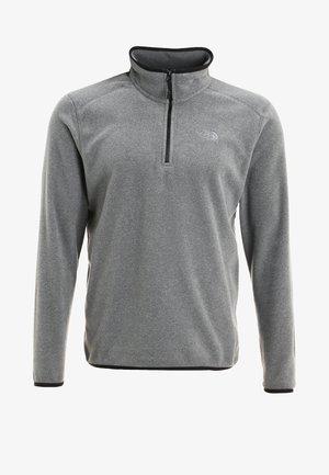 MENS GLACIER 1/4 ZIP - Fleece jumper - grey