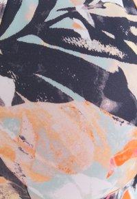 Roxy - HEROS  - Brassières de sport à maintien normal - mood indigo trouble double - 2