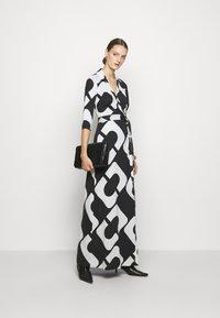 Diane von Furstenberg - ABIGAIL - Maxi dress - black - 1