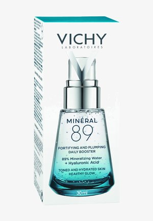VICHY GESICHTSPFLEGE MINÉRAL 89 HYALURON-BOOST - Face mask - -