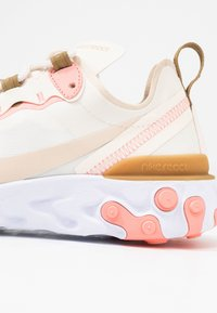 Nike Sportswear - REACT 55 - Baskets basses - phantom/light orewood brown/parachute beige - 2