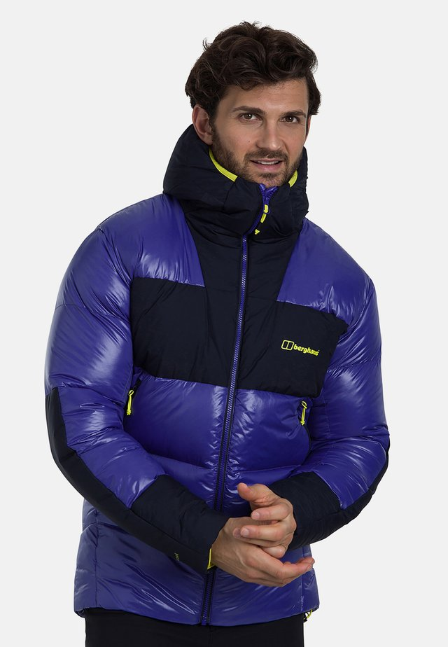 ARKOS REFLECT  - Down jacket - purple