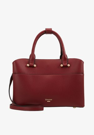 DINIDARING SMALL UNLINED - Across body bag - oxblood red