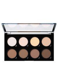 Nyx Professional Makeup - HIGHLIGHT & CONTOUR PRO PALETTE - Paleta do makijażu - - - 1