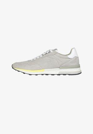 HARRY SUEDE - Sneakers laag - light grey