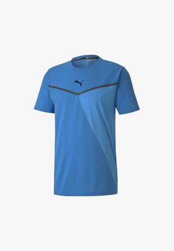 THERMO - Print T-shirt - nrgy blue