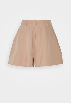 TALL TAILORED EXTREME FLOATY - Shorts - beige